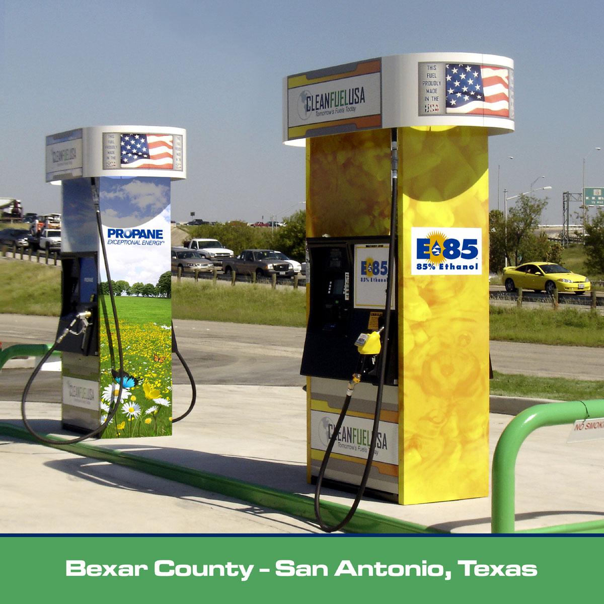 Bexar County, San Antonio