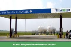 Austin Bergstrom Airport c